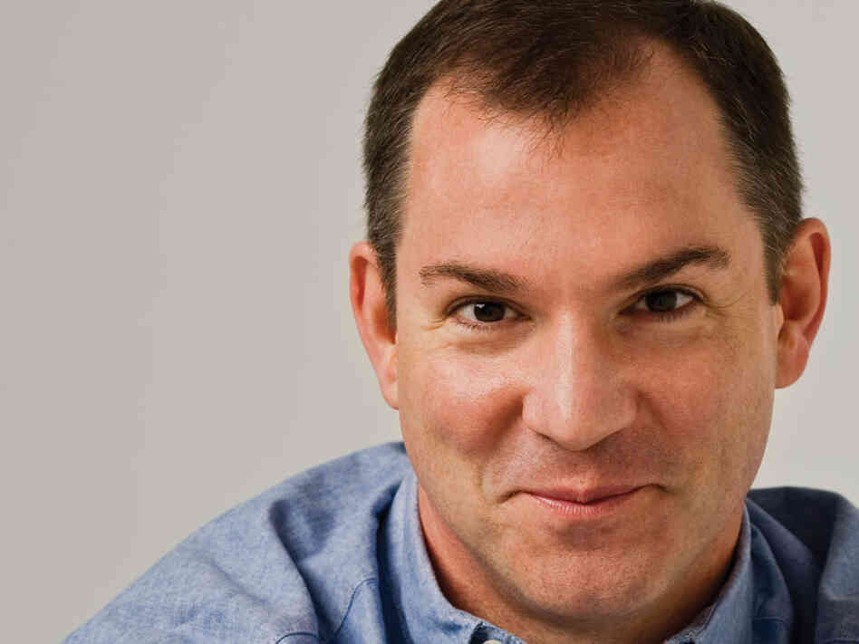 Author Frank Bruni