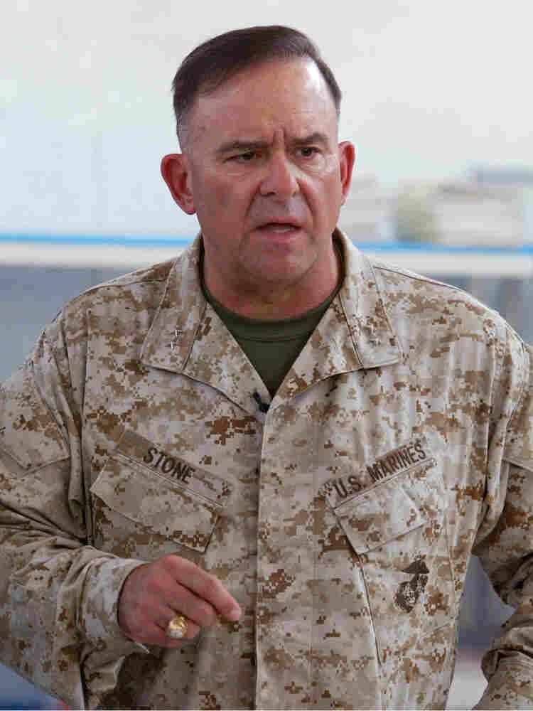 Maj. Gen. Doug Stone