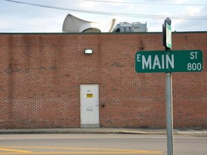 East Main Street in Chattanooga. James Burns/Mapping Main Street
