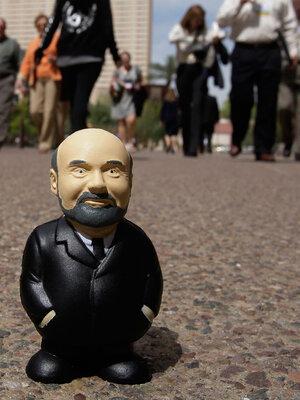 Ben Bernanke Doll (vertical)