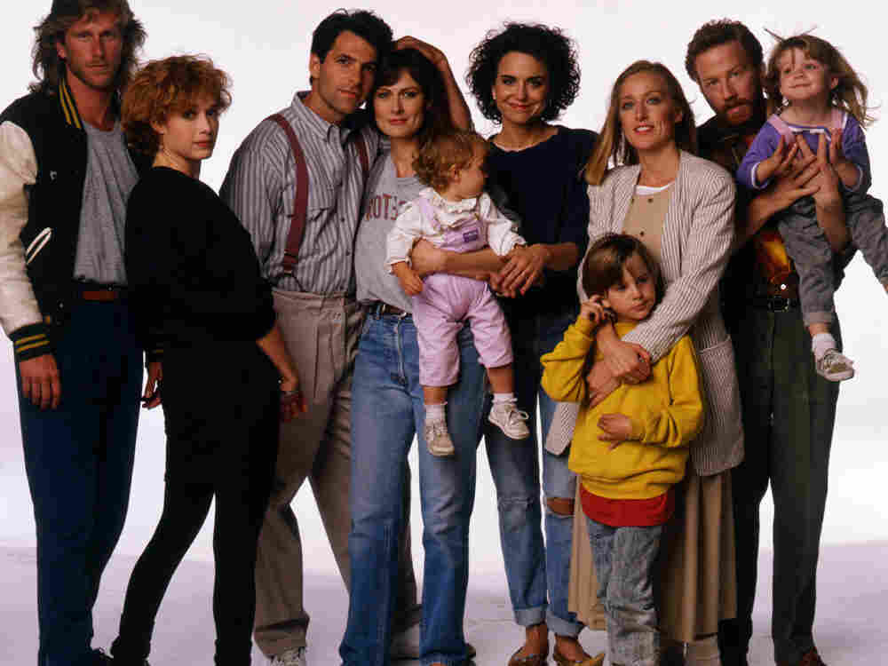 The cast of Thirtysomething.