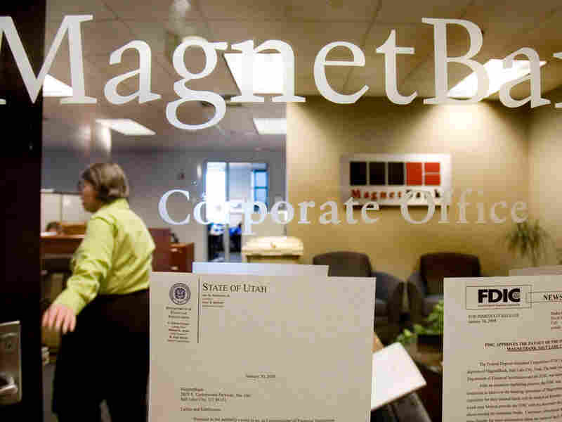 MagnetBank office in Salt Lake City