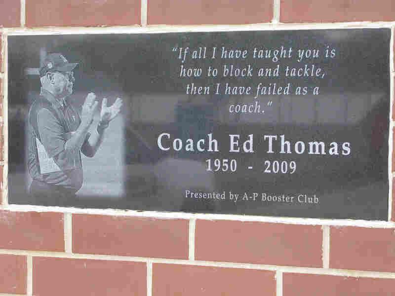 Coach Ed Thomas 1950-2009