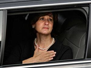 Vicki Reggie Kennedy, the widow of Sen. Edward Kennedy.