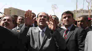 Amid Shifting Iraqi Politics, Maliki Takes A Gamble
