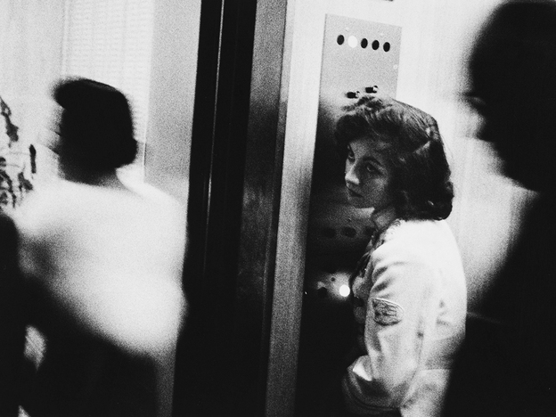 Robert Frank's famous image from 'The Americans' Courtesy of SFMOMA