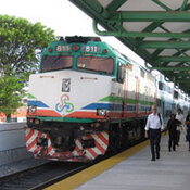 Florida's Tri-Rail commuter system