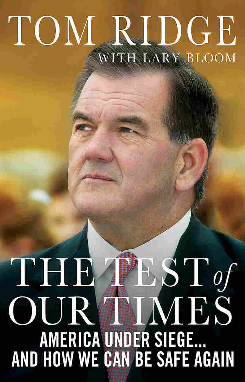 Cover Of 'The Test Of Our Times'