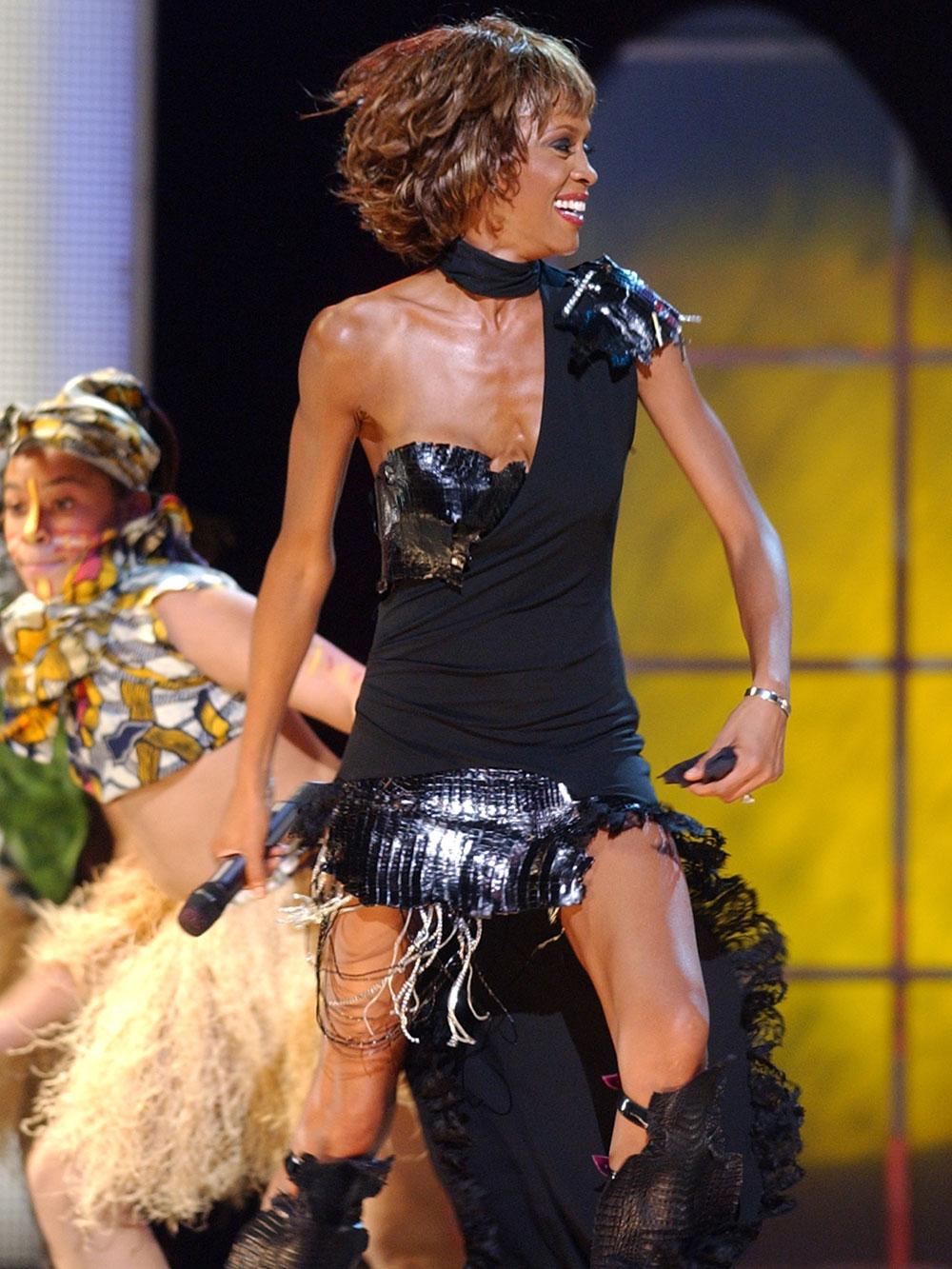 Whitney Houston Is Back : NPR