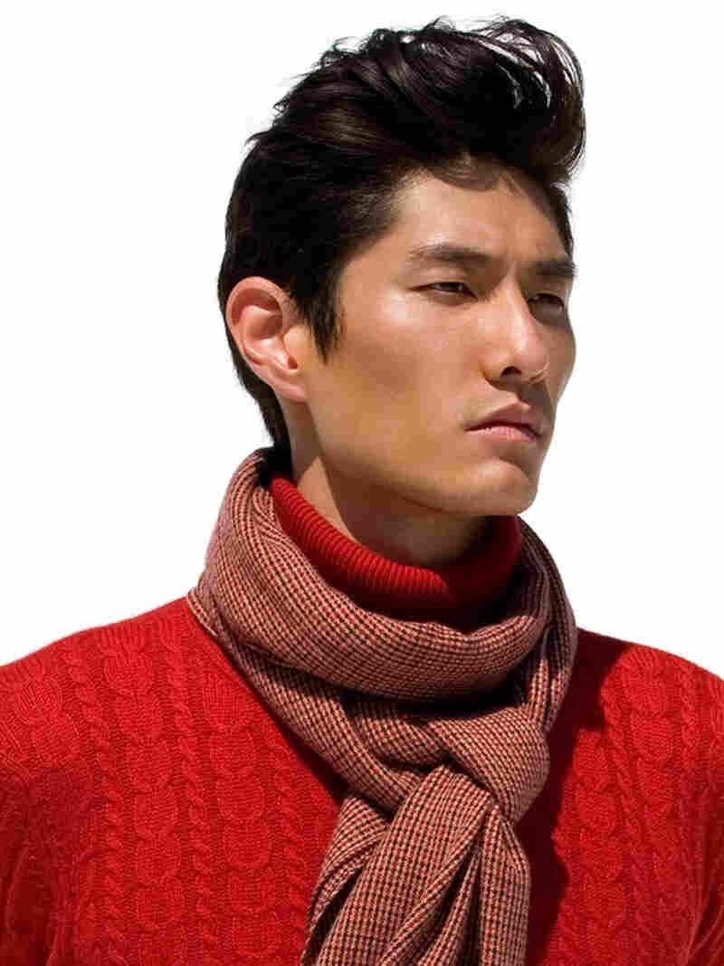 Daniel Liu Redefines The Male Supermodel : NPR