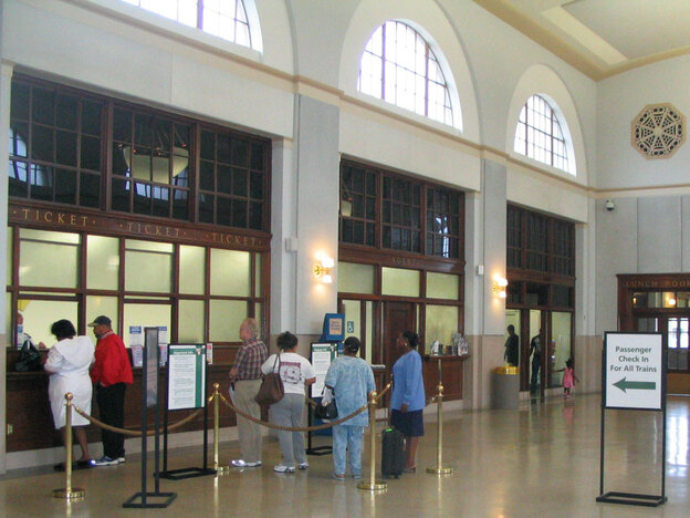 The city of Greensboro, N.C., spent $32 million to renovate its historic downtown train station into a multimodal transportation hub that integrates train service, local and region buses, college campus shuttles and interstate bus lines.