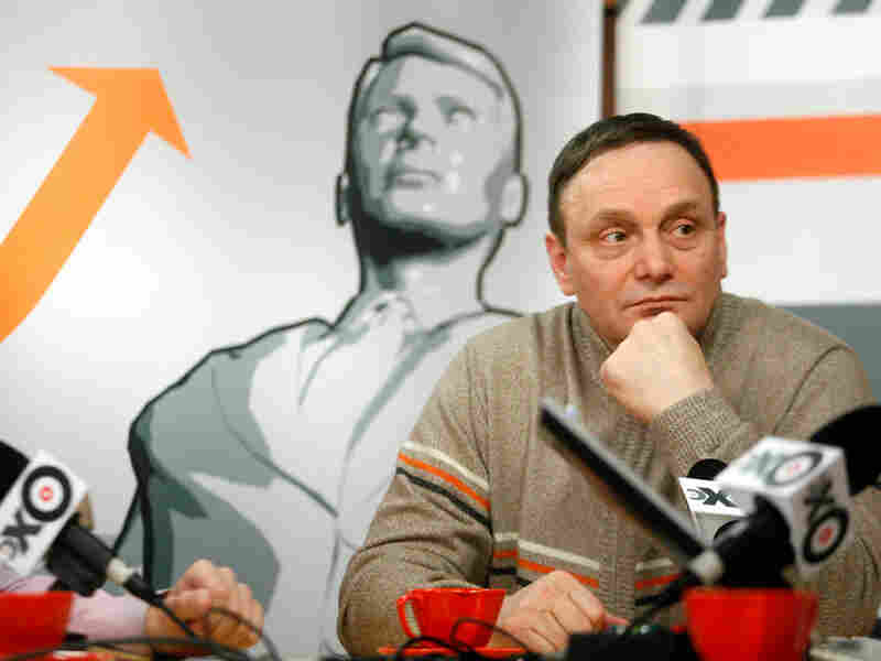 Mikhail Trepashkin, a former senior Russian intelligence agent