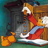 Scrooge McDuck in Mickey's Christmas Carol