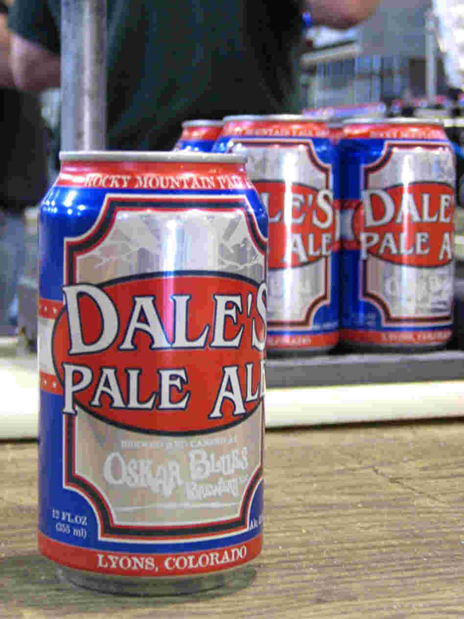 Oskar Blues' Dales Pale Ale