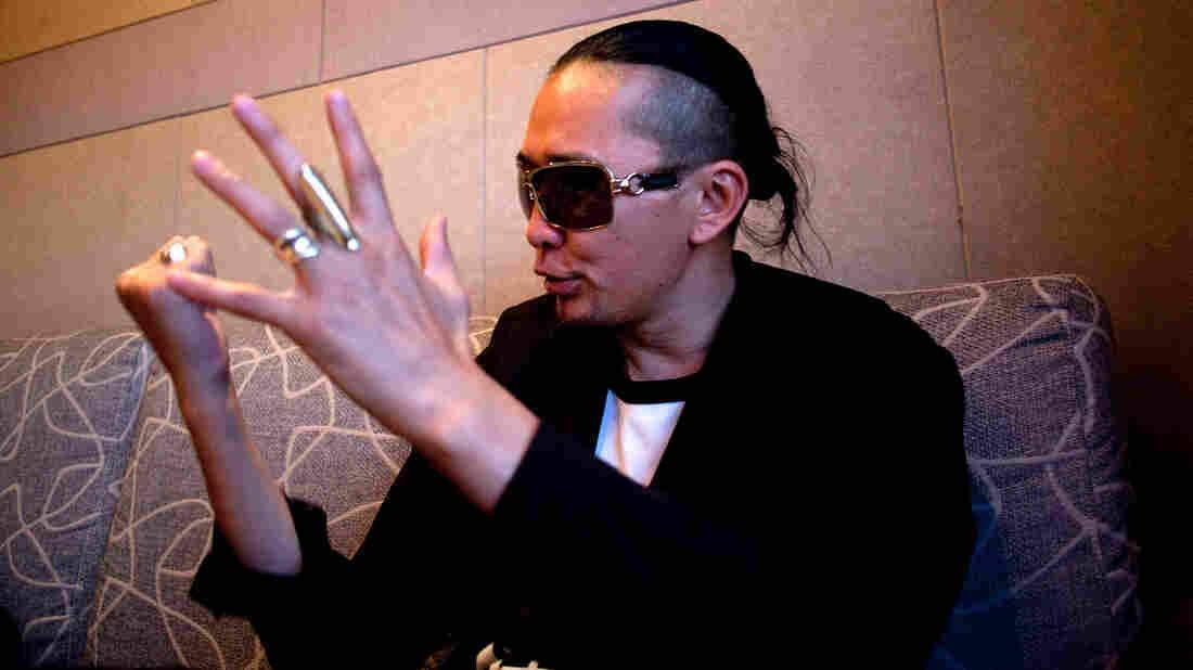WIDE: Sevjid Amaraa, frontman for the hip-hop band Black Rose