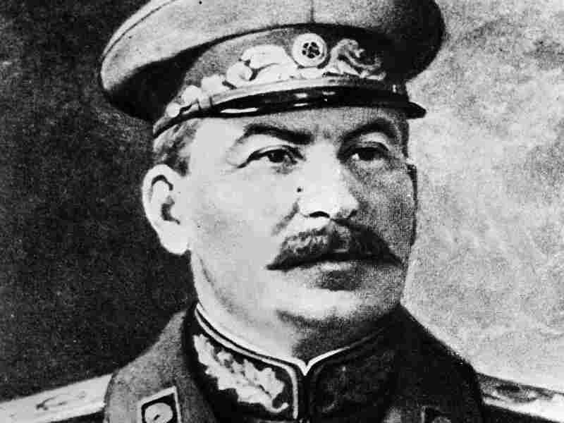 Soviet dictator Joseph Stalin in an undated photo