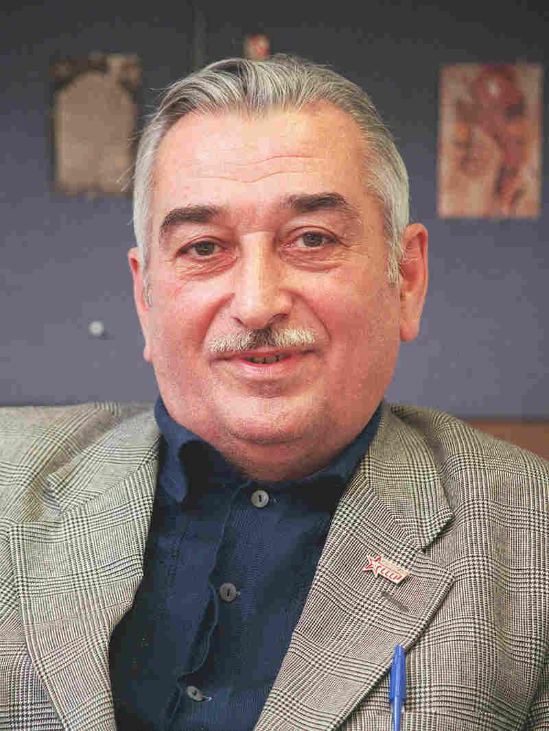 Yevgeny Dzhugashvili, Josef Stalin's grandson