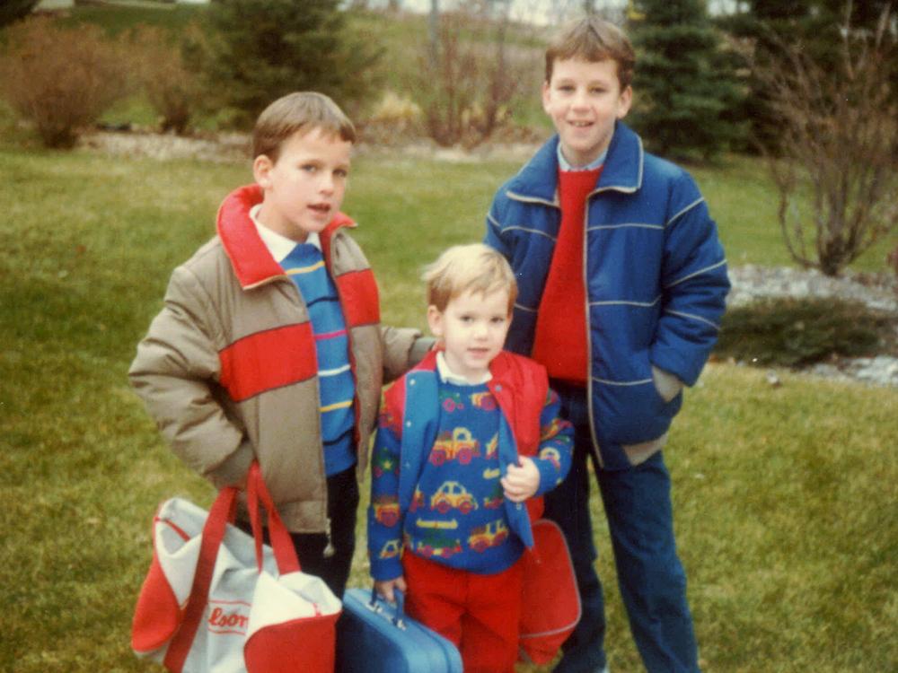manning brothers put readers into  u0026 39 family huddle u0026 39    npr