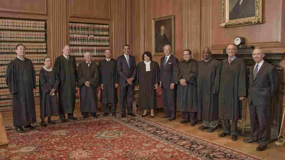 The new Supreme Court