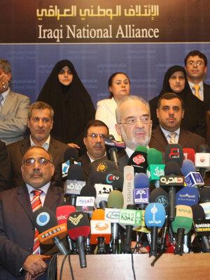 The Iraqi National Alliance