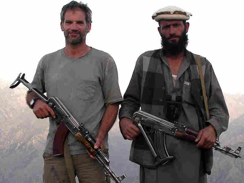 Jon Krakauer in Afghanistan