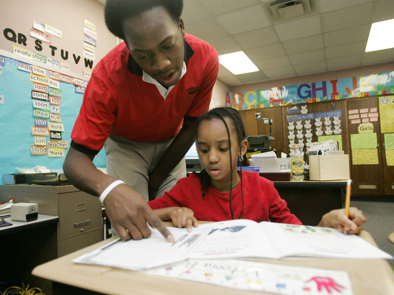The National Review: Special-Education Needs Help : NPR