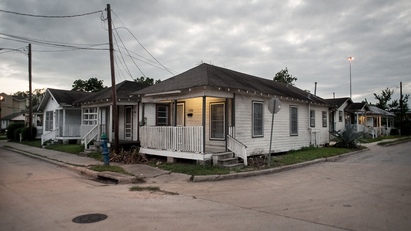 Fighting Gentrification With Money In Houston Npr