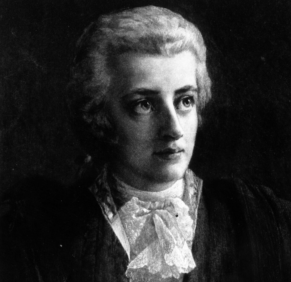 Mozart was a Mason at the end of his life — <em>The Magic Flute</em> is said to be full of Masonic references.
