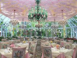 The Crystal Room at Tavern on the Green