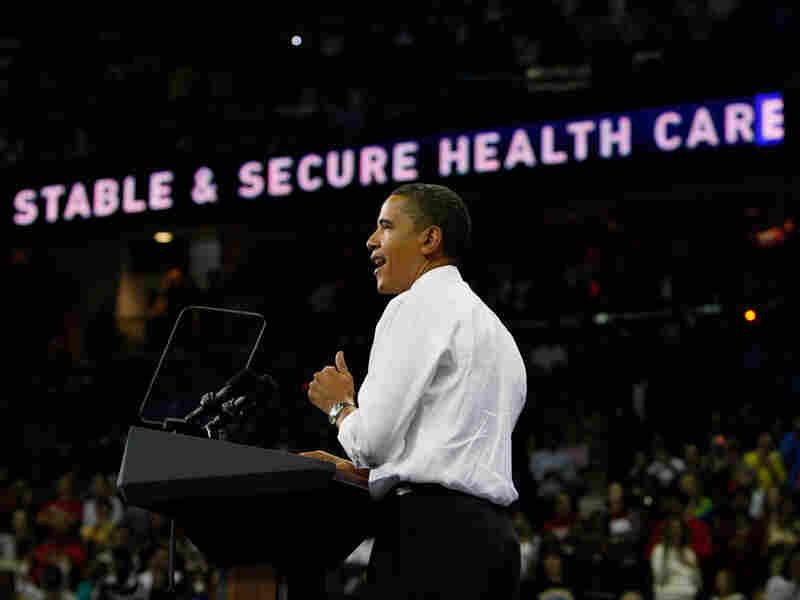 President Obama speaks at University of Maryland