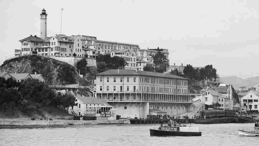 Alcatraz Prison in 1934