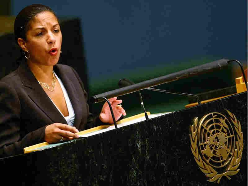 U.N. Ambassador Susan RIce