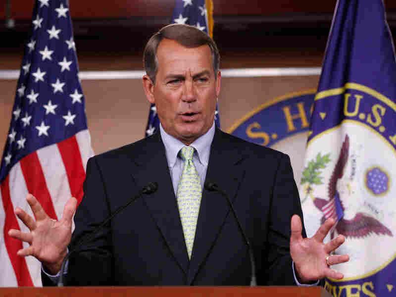 House Minority Leader John Boehner