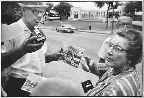 Dealey Plaza, Dallas, 1964.