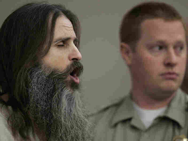 Elizabeth Smart's accused kidnapper, Brian David Mitchell