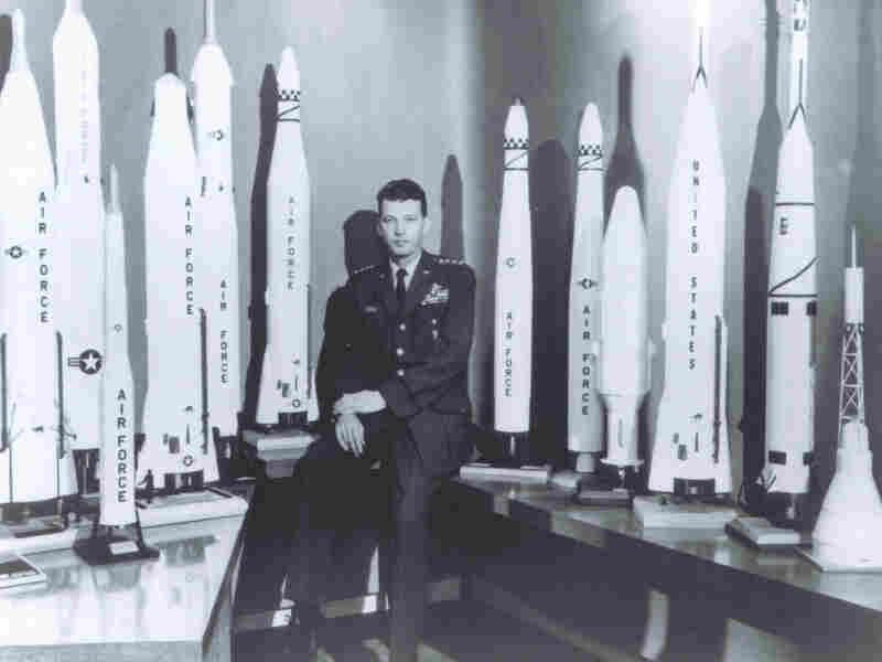Air Force Gen. Bernard Schriever
