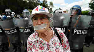 Yolanda Chavarria, 80, pro-Zelaya protester in Tegucigalpa