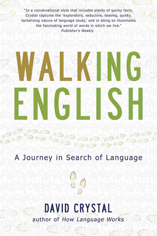 Cover of 'Walking English'