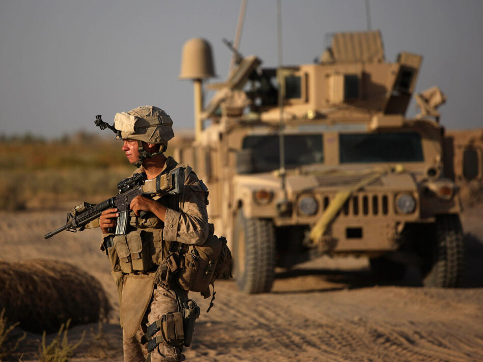 President Obama faces a difficult decision: A leaked report by the top U.S. commander in Afghanistan says many more troops are needed or the U.S. risks failure. At the same time, a rising number of American casualties has coincided with a loss of public support.