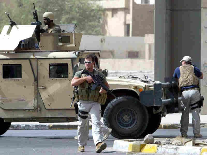 Private security contractors in Iraq