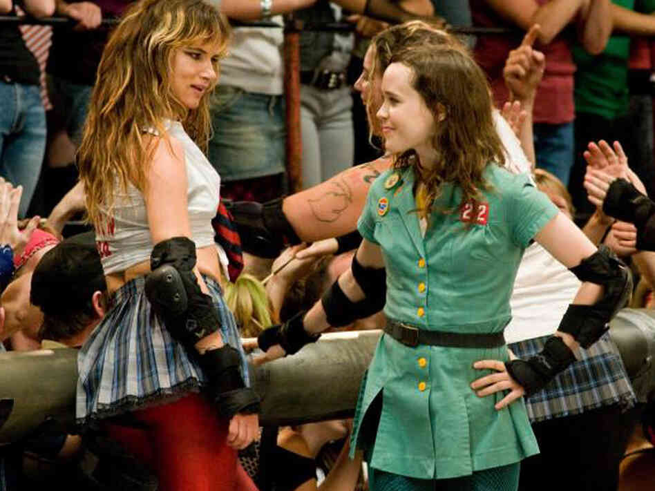 Juliette Lewis And Ellen Page