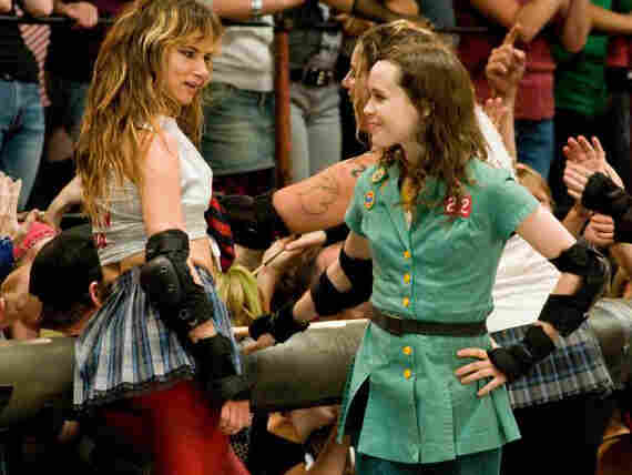 Juliette Lewis And Ellen Page