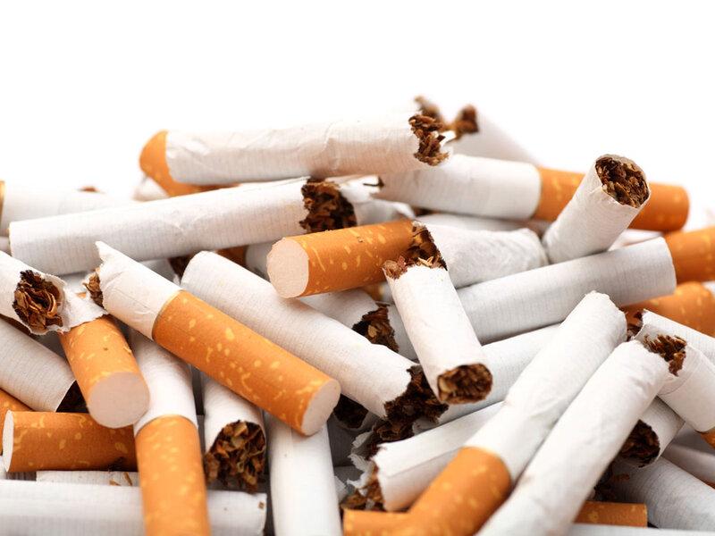 Roll-It-Yourself Tobacco Shop Under Fire : NPR