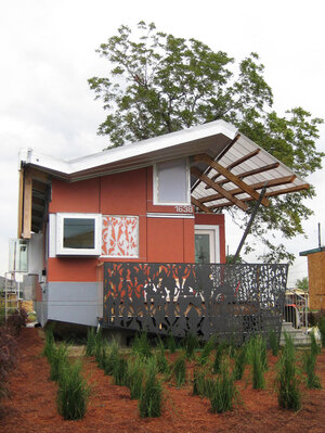 FLOAT House Suggests New Approach to Floodplain Living