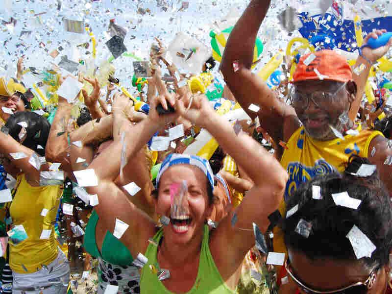 Rio Olympic Celebrations