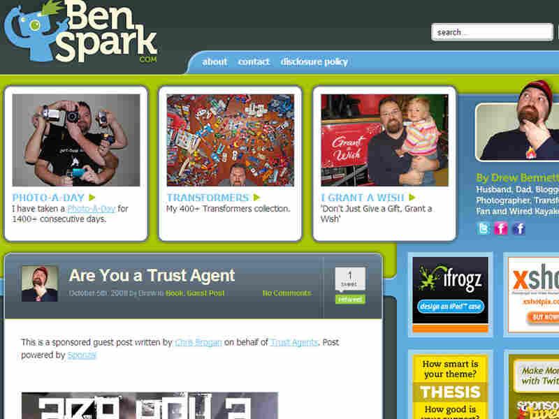 Andrew Bennett's blog