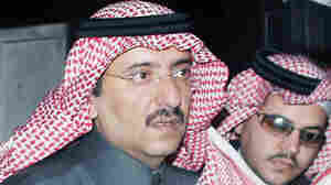 A 2004 photo of Saudi Prince Mohammed bin Nayef