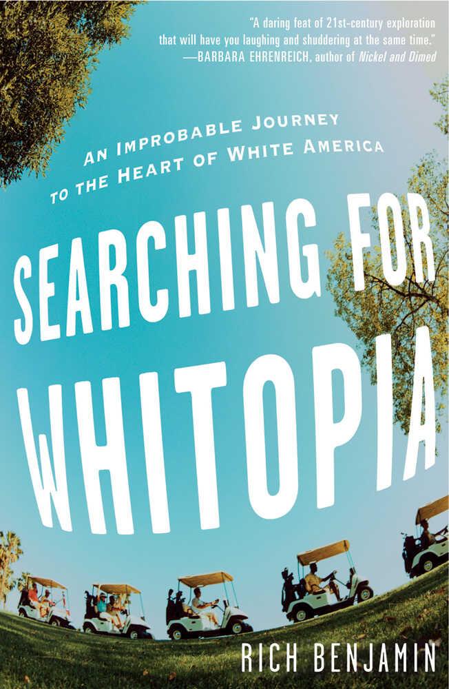 Cover of 'Whitopia'