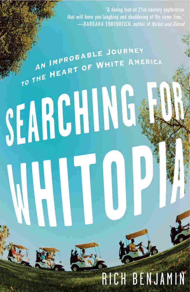 Cover of 'Whitopia'