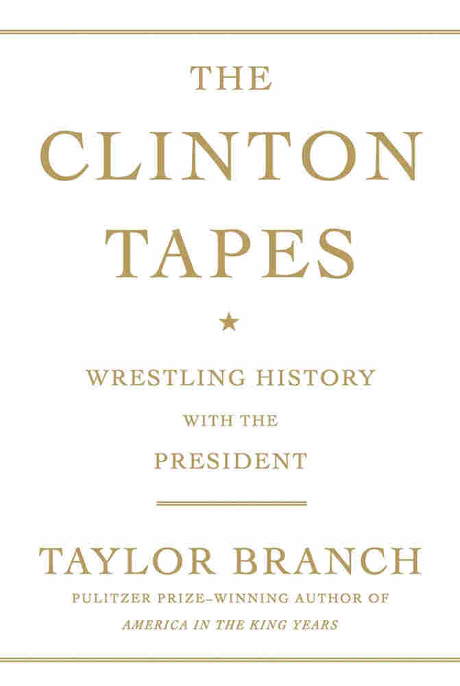 Cover of 'The Clinton Tapes'